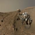 A Curiosity első marsi éve