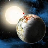 A 17x nagyobb tömegű 'Föld'