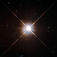 Proxima Centauri, a legközelebbi csillag