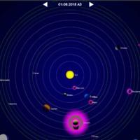 Földközelségben a Mars és a Szaturnusz