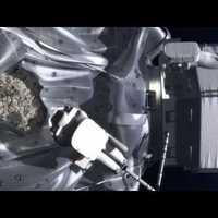 Anyagmintát gyűjtene aszteroidákból a NASA