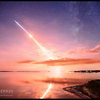 [Nap képe] A LADEE misszió indítása - 2013 09 10