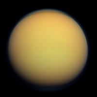 Nap képe - Titan