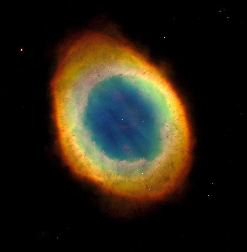 NGC 6720, Gyűrű köd