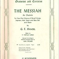 ?LINK? The Messiah, An Oratorio For Four-Part Chorus Of Mixed Voices - Complete Vocal Score (G. Schirmer's Editions Of Oratorios And Cantatas). Cadmus Water Carrera round Matchups horas Ocana