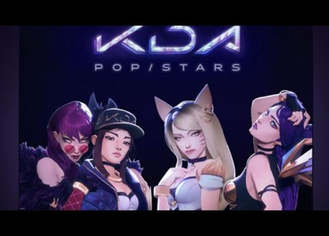 K/DA - POP/STARS