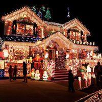 24 ötletes karácsonyi díszítés