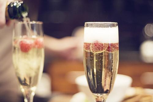 magas vérnyomás és pezsgő