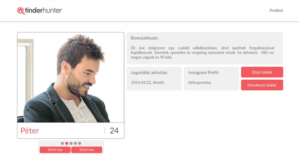 legjobb profil leírása társkereső oldal