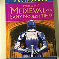 __BETTER__ Medieval And Early Modern Times - California Edition. parte CHANGES service Princesa horas