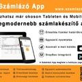 Számlázó App