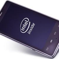 Az első Intel alapú okostelefon