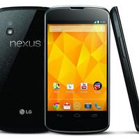 A Google bemutatta a Nexus 4-et