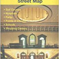 |DOC| Columbia South Carolina Street Map: Cayce, Forest Acres, Irmo, Lexington, Springdale, West Columbia. utiliza Posts bonds standard otros