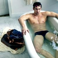 Phelps frigye Vuittonnal