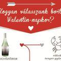 Valentin-napi bor kisokos