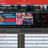 Mozi Mánia: Online jegyfoglalás