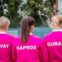 Teniszsztárok a jövő sztárjaiért