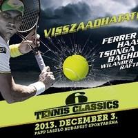 Teniszsztárok az Arénában