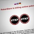 Tiltakozó akciót szerveztek az online pókeresek