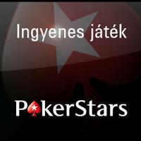 Ingyenes gyakorlás a Pokerstarson