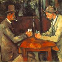 Kártyajátékosok Rembrandtól Picassóig