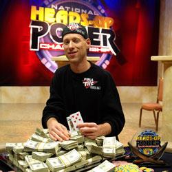 Huck Seednek most biztosan van pénze fogadni