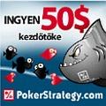 Ingyen $50 pókertőke a Pokerstrategy-től – online pókeresek, ide!