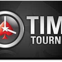 Time Tourney - ingyen versenyjegy a PokerStarstól