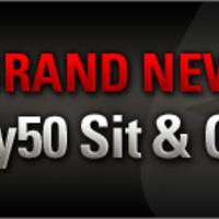 Új SNG a PokerStarson - Fifty50
