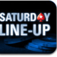 PokerStars.COM - Saturday Line-Up