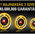 PokerStars.EU - Spring Championship of Online Poker - Szatellitek