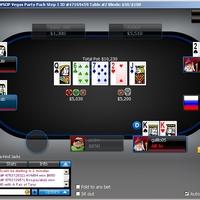 World Series Of Poker Challenge 2013 - Planet Mark vs Greg - 1. rész