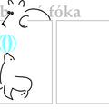 Polármackó vendége: A labdázó fóka