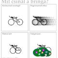Bartók Béla, a kerékpár