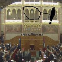 Munkakezdés a magyar parlamentben