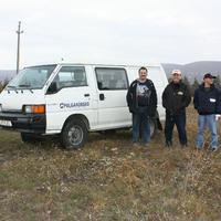Kezdjük az autó felkészítését, tesztelését. - 2008.11.01.
