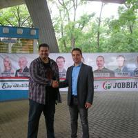 Vona Gábor mentőKötele