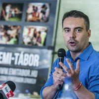 Volt, hogy az LMP is tapsolt a ma 37 éves Vona Gábornak
