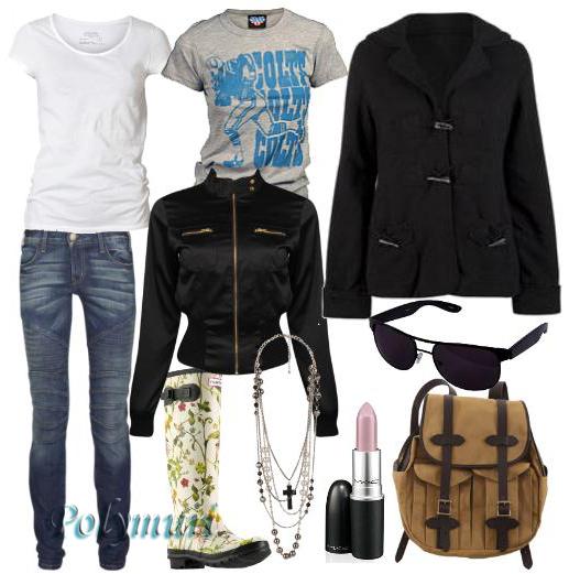 8a789b4267 Címkék: mac fehér póló fekete kabát napszemüveg hátizsák nyaklánc felső  gumicsizma szürke rúzs farmernadrág forever21 jonh lewis