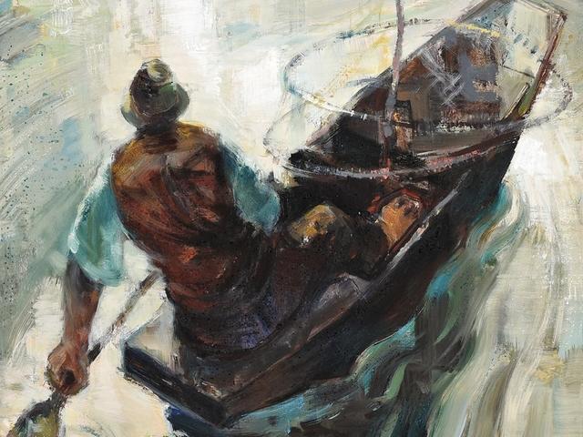 A szegény halász sárfala