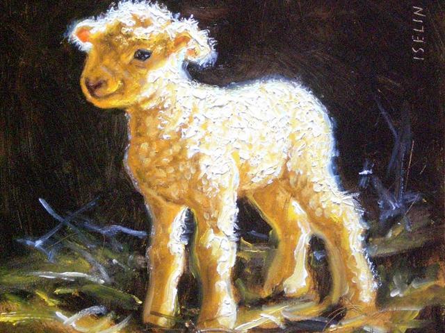 Az aranyszőrű bárány