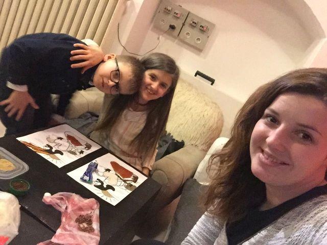 Színezz fűszerekkel! - Gyerekóra Paulus Budapest módra