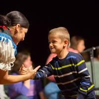 Élményközpontú oktatás népmesékkel és népi játékokkal