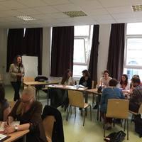 Kultúrák találkozása a nyelvórán - beszámoló