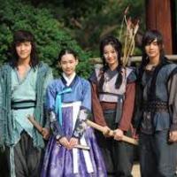Warrior Baek Dong Soo (XVII-XVIII. sz.)