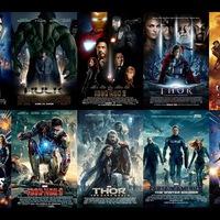 Marvel filmek