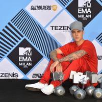 Justin Bieber ismét tarolt - 2015-ös MTV EMA nyertesei