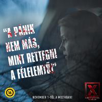 X - a rendszerből törölve [2018] - az új Kontroll