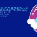 Az Athenaeum Kiadó programjai és dedikálásai a 24. Budapesti Nemzetközi Könyvfesztiválon